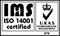 John Doherty Contracts Ltd - IMS ISO 14001 Certified